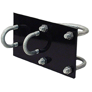 MOUNT BRACKET FOR MOUNT OF YAGI AND OR EDX SERIES EXPOSED DIPOLE