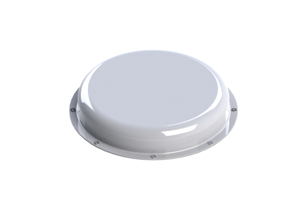 LPD-LVHF VHF Mobile High Impact Low Profile Surface Mount